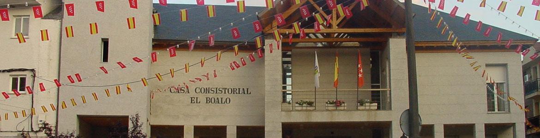 Ayuntamiento El Boalo
