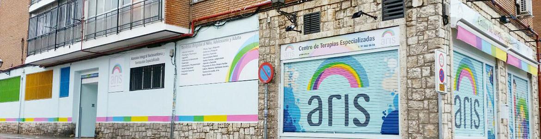 Centro de Atención Temprana (CAT) ARIS - Antonio Leyva
