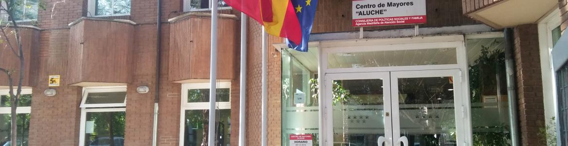 Centro de Mayores Aluche