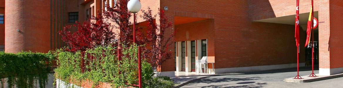 Centro Mirasierra para personas con discapacidad intelectual