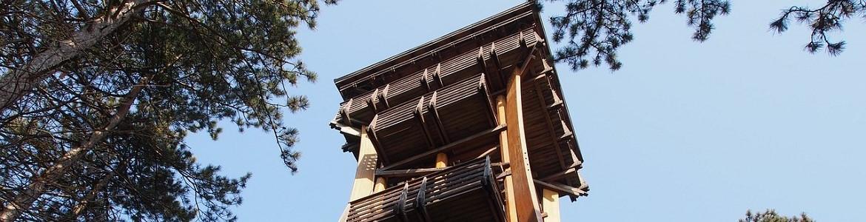 Torre de vigilancia de incendios