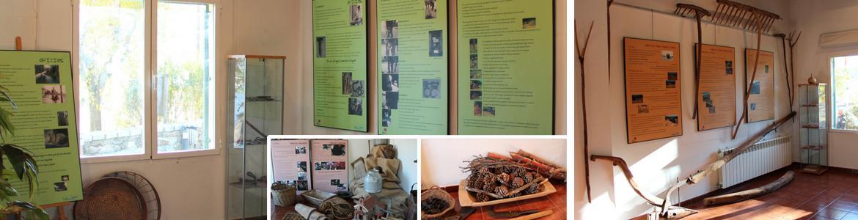 """Exposición """"Oficios y Tradiciones de la Sierra Norte de Madrid"""" en del Centro de educación ambiental El Cuadrón"""