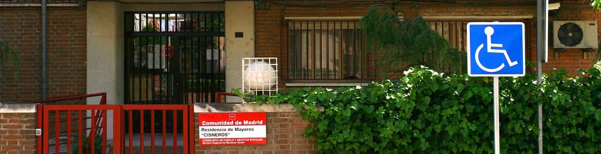 Residencia de Mayores Cisneros
