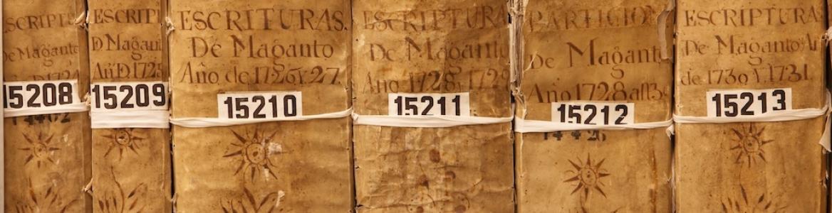 Archivo Histórico de Protocolos