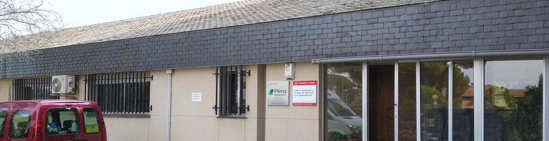 Fachada de la Residencia y Centro de Día Los Fresnos - Fundación CAL PAU