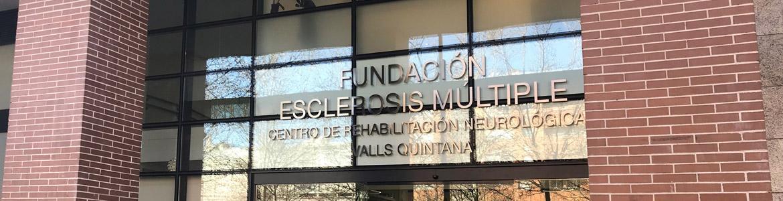 Fachada del Centro de Rehabilitación Integral FEMM