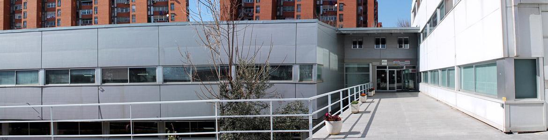 Fachada del Centro Ocupacional AFADE Fundación Carlos Martín