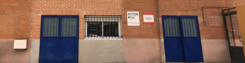 Centro Ocupacional ASTOR