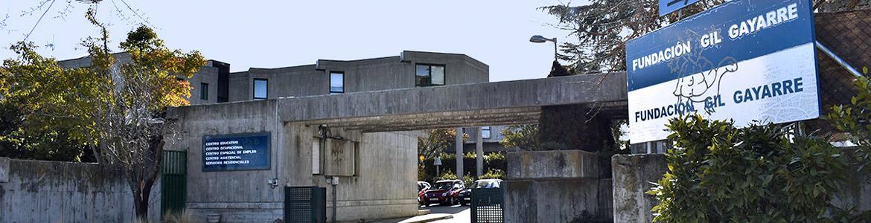 Fachada del Centro Ocupacional y Residencial San Luis Gonzaga y Centro de Día y Residencial El Cabezo - Fundación Gil Gayarre