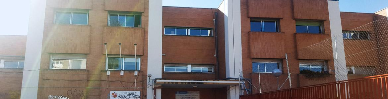Fachada del Centro Ocupacional ESTAR Los Yébenes - Fundación SER