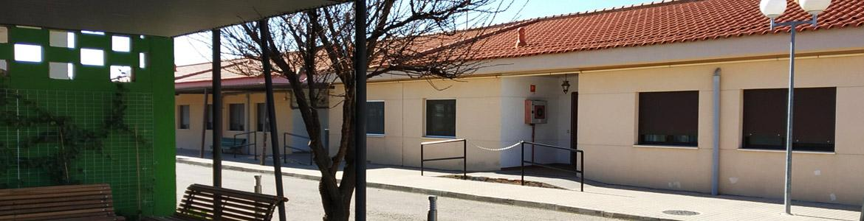 Fachada de la Residencia y Centro Ocupacional Colmenar de Oreja - Comunidad de Madrid