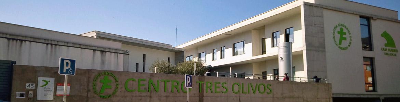 Fachada del Centro Ocupacional Tres Olivos - Fundación Síndrome de Down