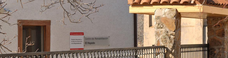Centro de Rehabilitación El Hayedo