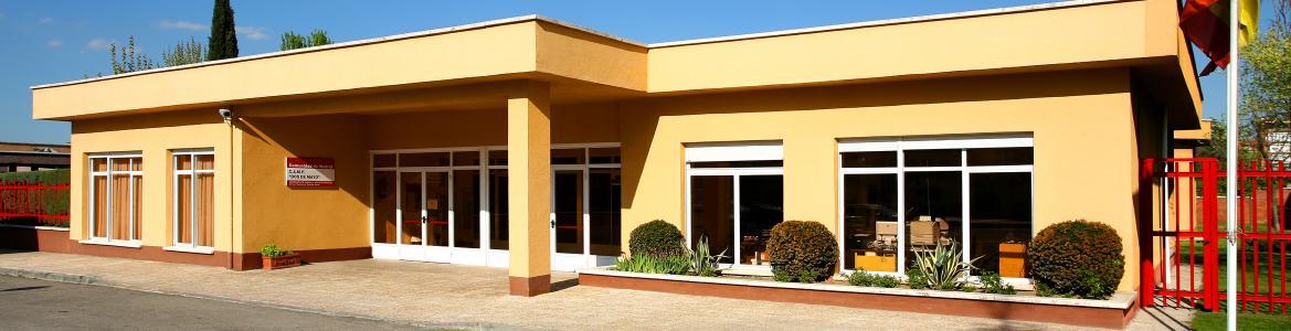 Centro Dos de Mayo para personas con discapacidad intelectual