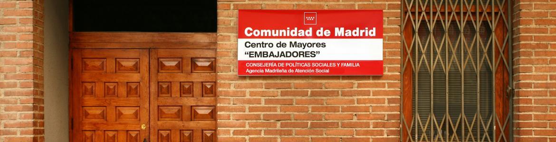 Centro de Mayores Embajadores