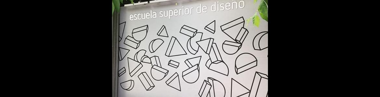 Fachada de la Escuela Superior de Diseño de Madrid