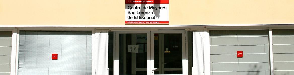 Centro de Mayores San Lorenzo de El Escorial