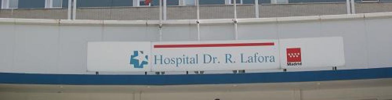 fachada del hospital Dr. Rodriguez Lafora