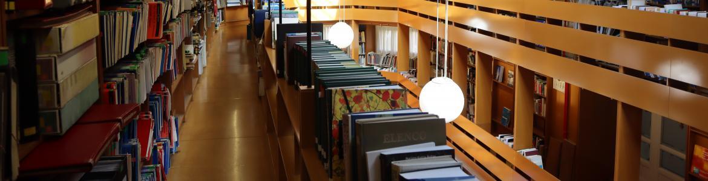 Biblioteca Centro Documentación Maudes