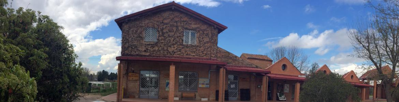 Centro de educación ambiental Caserío de Henares