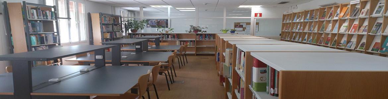 Biblioteca o centro de aprendizaje