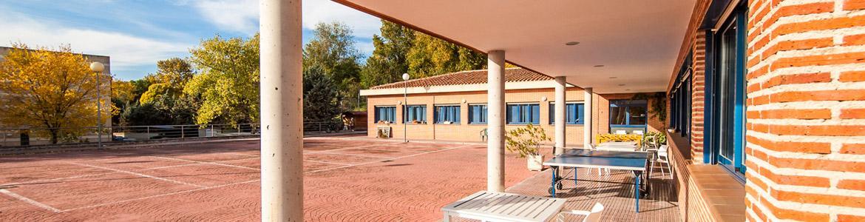 Residencia (MR) Alcobendas para personas con enfermedad mental