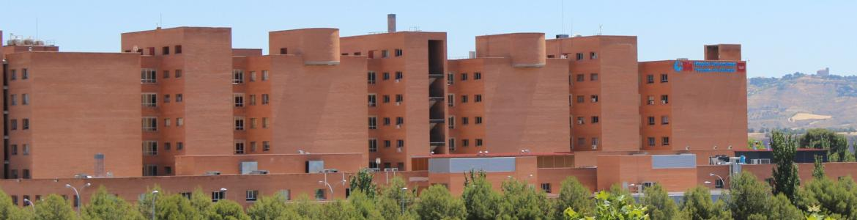 panorámica general del Hospital Principe de Asturias