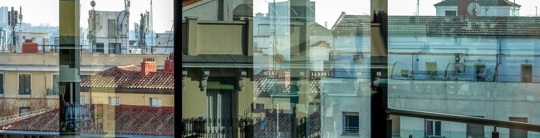 Imagen de un mirador en una casa