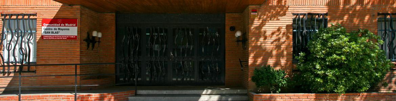 Centro de Mayores San Blas