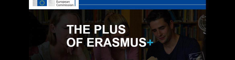 Erasmus+ en la Comisión Europea