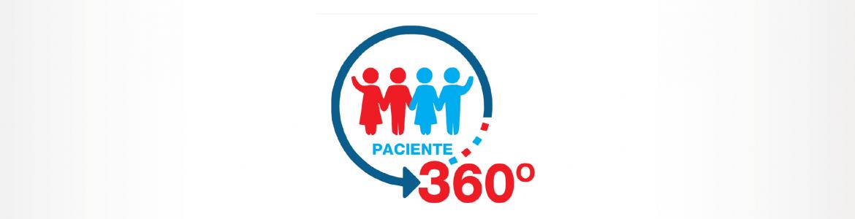 Logo Programa Paciente 360º