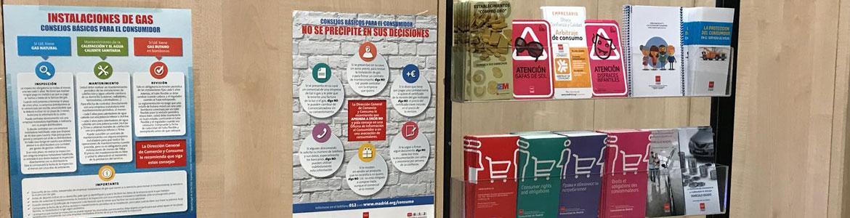 Nueva ubicaci n de la oficina de atenci n al consumidor for Oficina de turismo de la comunidad de madrid
