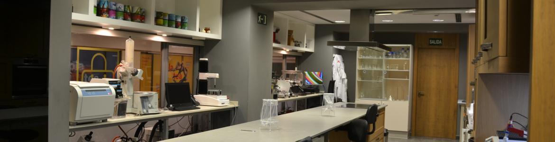 Laboratorio del Centro de Innovación Gastronómica