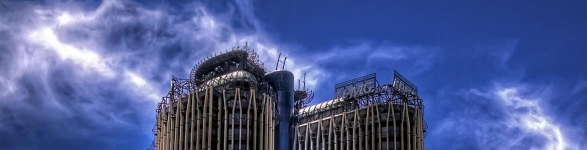 Rascacielo de Madrid