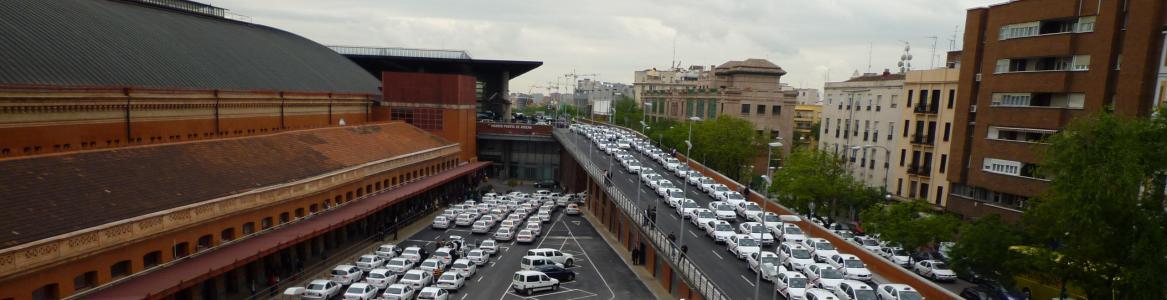 Taxis Atocha