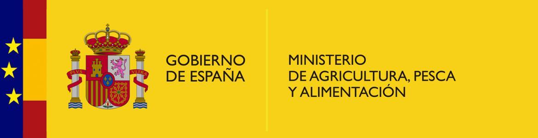 Logo Ministerio de Agricultura, Pesca y Alimentación