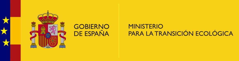 Logo Ministerio Transición Ecológica