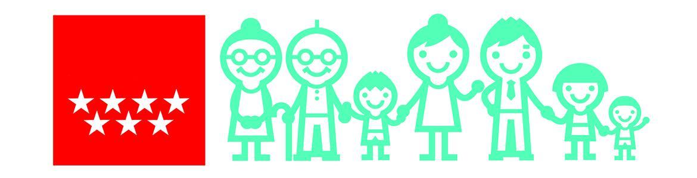 Dibujo infantil familia