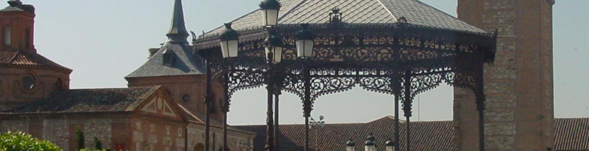 Plazas mayores.Alcalá de Henares