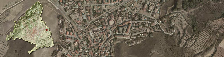 Vista aérea de Anchuelo