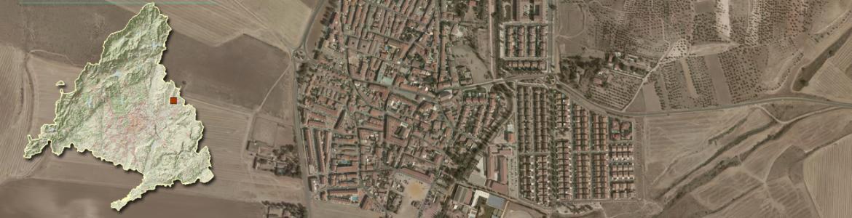 Vista aérea de Camarma de Esteruelas