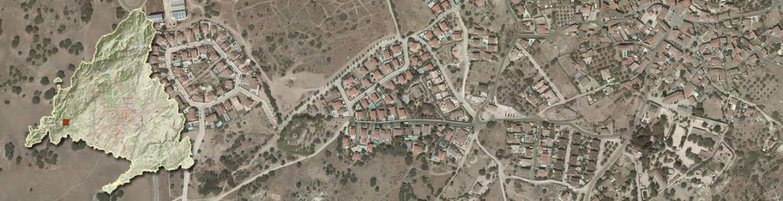 Vista aérea de Chapinería
