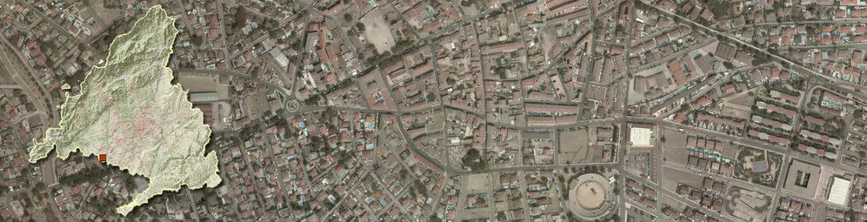 Vista aérea de El Álamo