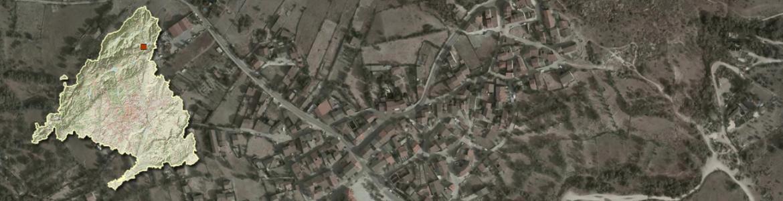Imagen aérea de El Berrueco