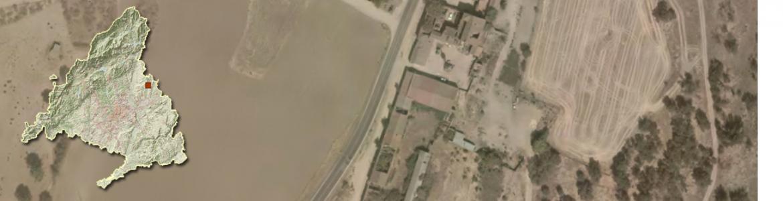 Vista aérea de Fresno de Torote