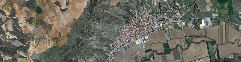 Vista aérea de tielmes