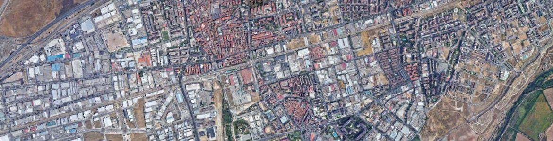 Vista aérea de torrejon_de_ardoz