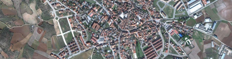 Vista aérea de torrelaguna