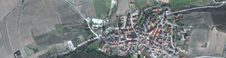Vista aérea de valdepielagos