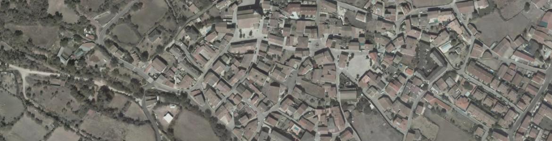 Vista aérea de Lozoya